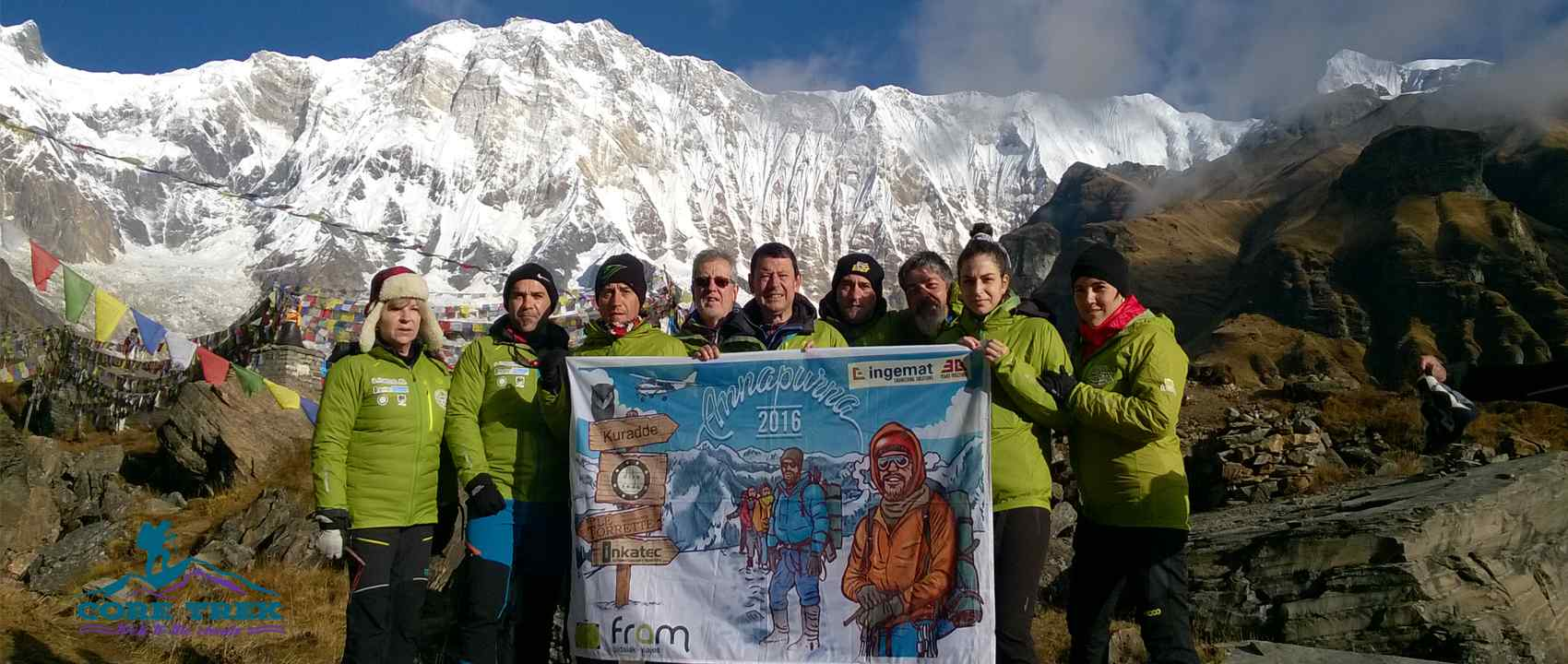 Annapurna Base Camp Short Trek In Nepal