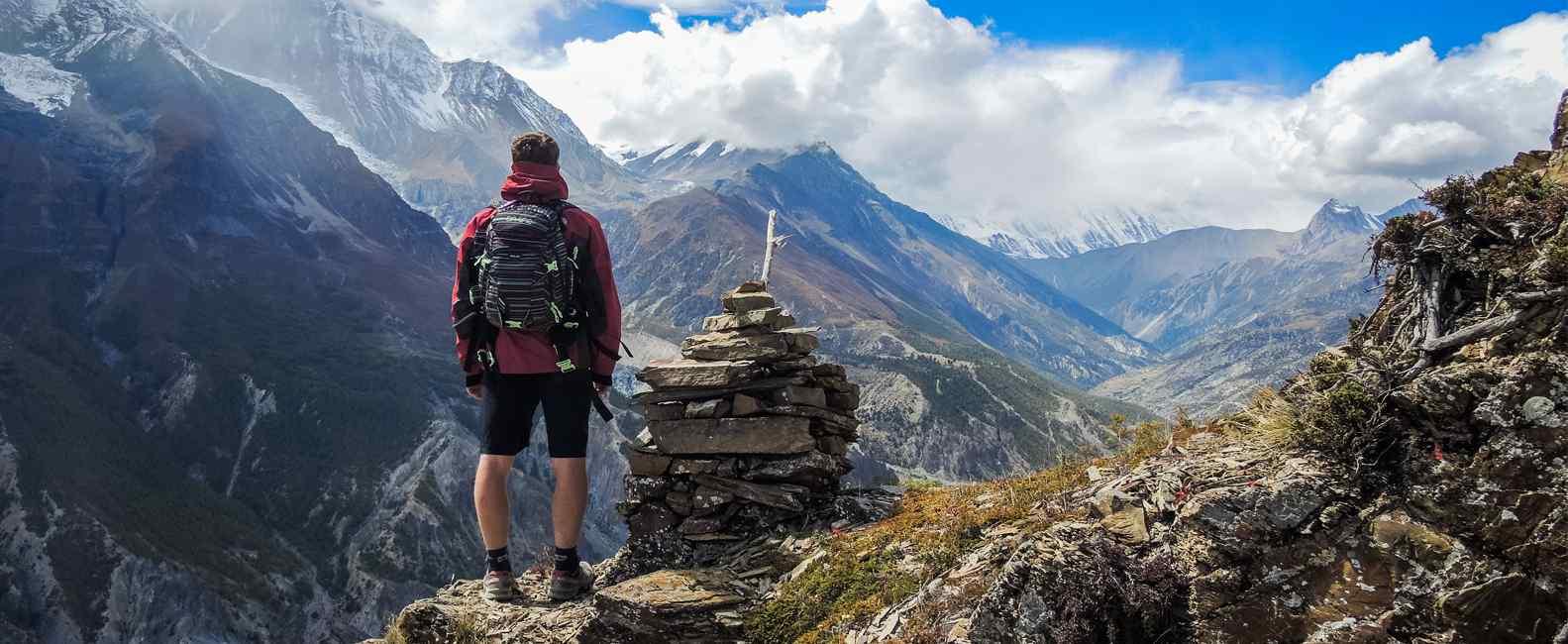 Annapurna Circuit Trek In Nepal