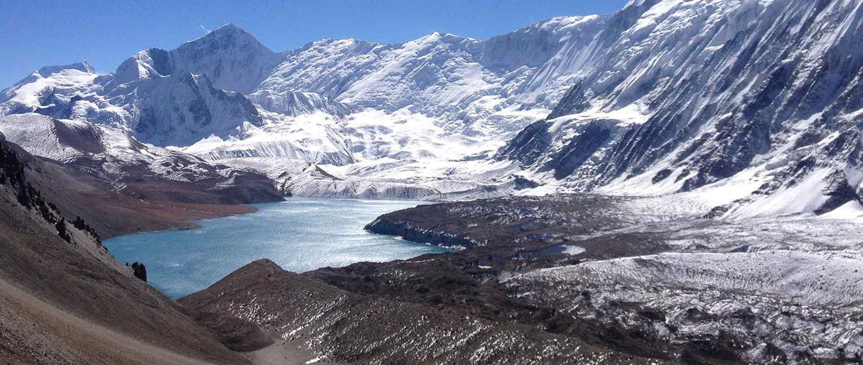 Annapurna Circuit with Tilicho Lake Trek In Nepal
