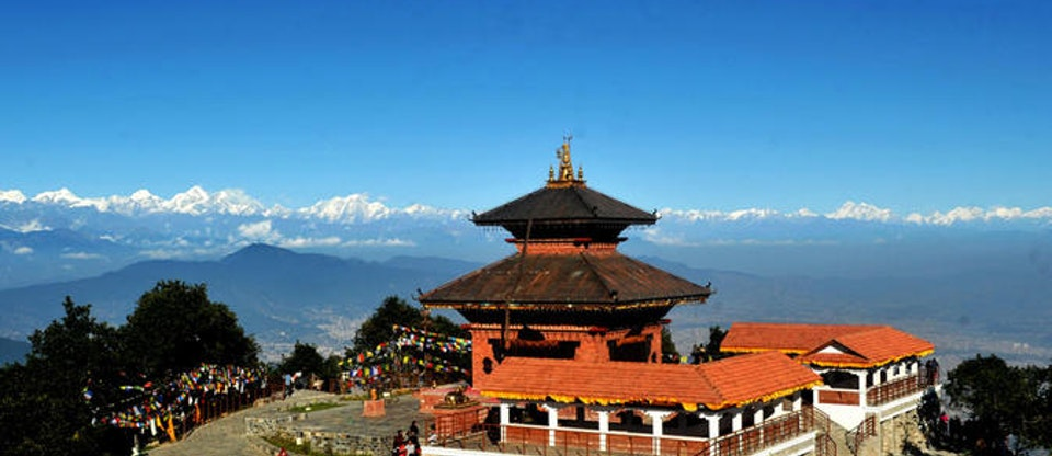 Chandragiri Hills and Heritage Sightseeing Tour In Nepal