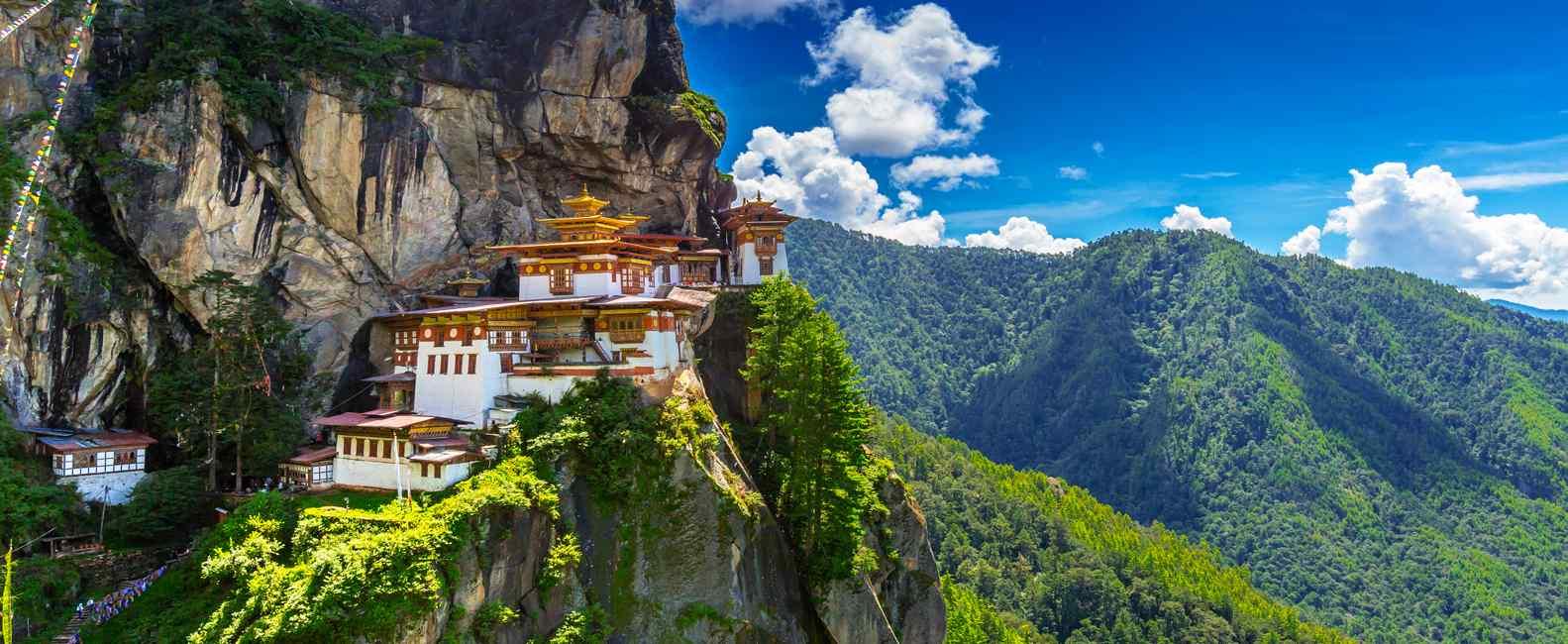 Classic Tour in Bhutan