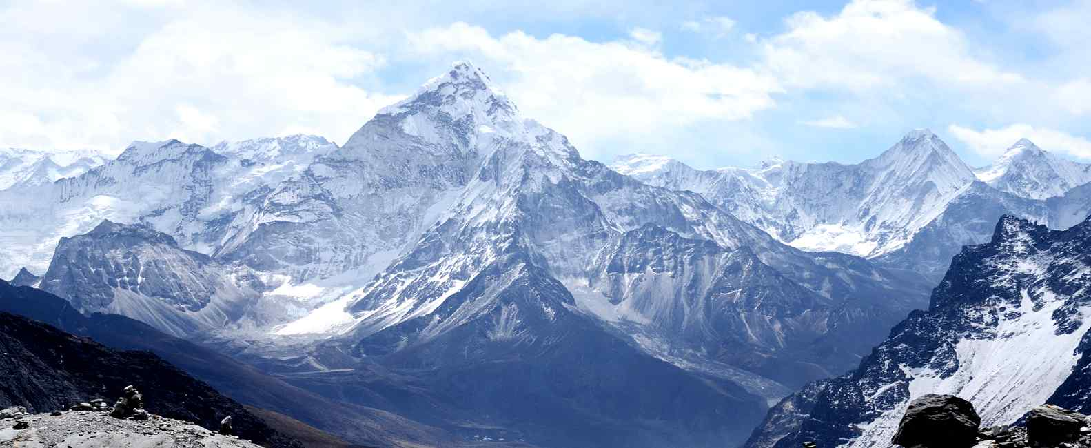 Everest Base Camp Heli Tour in Nepal
