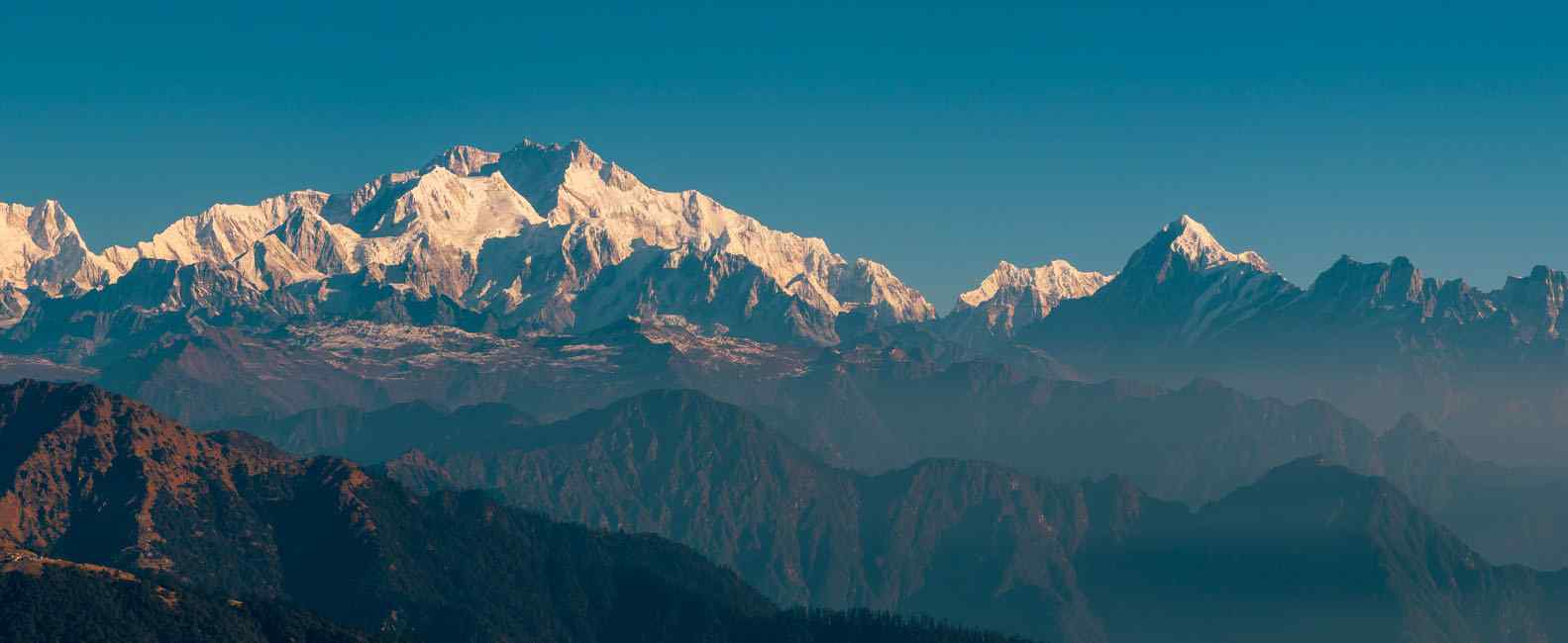 Kanchenjunga Base Camp Trekking in Nepal