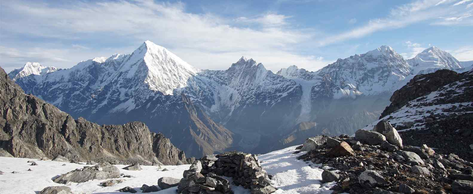 Langtang Valley Trek with Yala Peak expedition Nepal