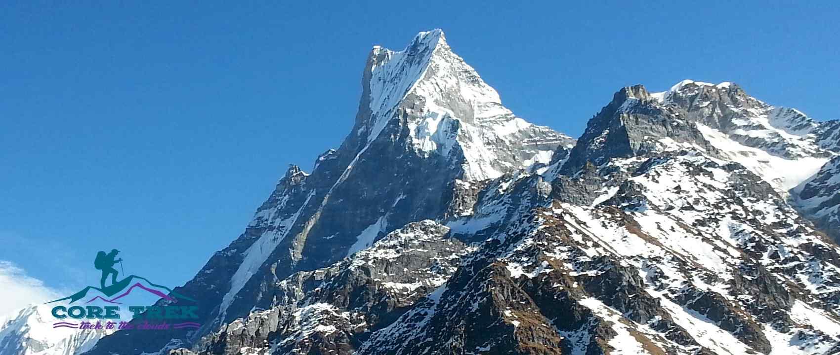 Mardi Himal Trekking In Nepal