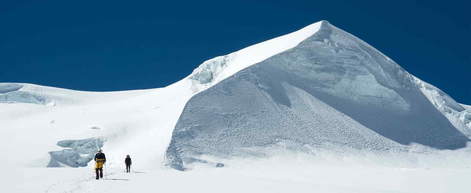 Mera Peak Climbing In Nepal