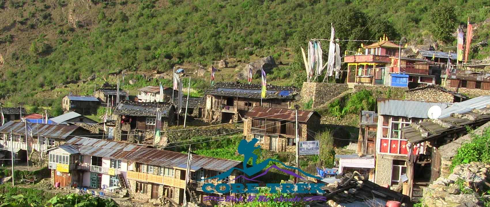 Tamang Heritage Trek In Nepal