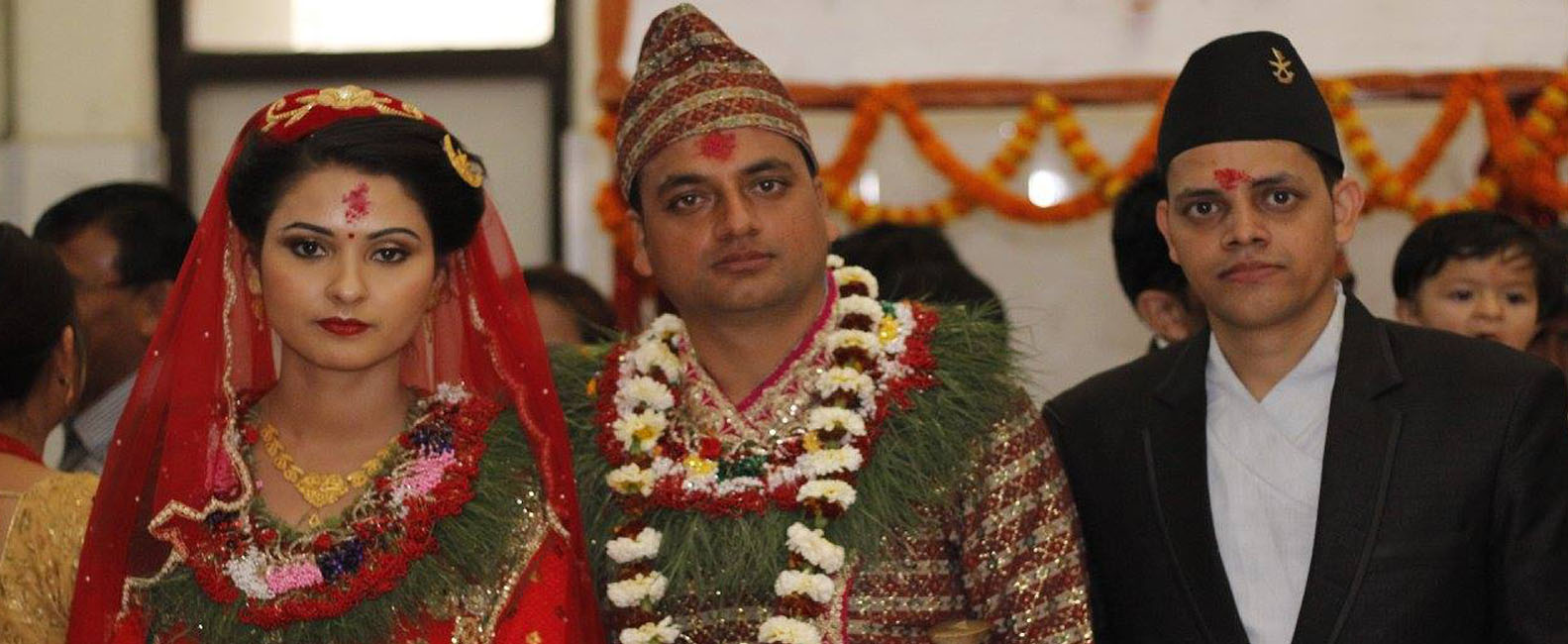 Traditional Hindu Wedding in Nepal   Marriage in Nepal for