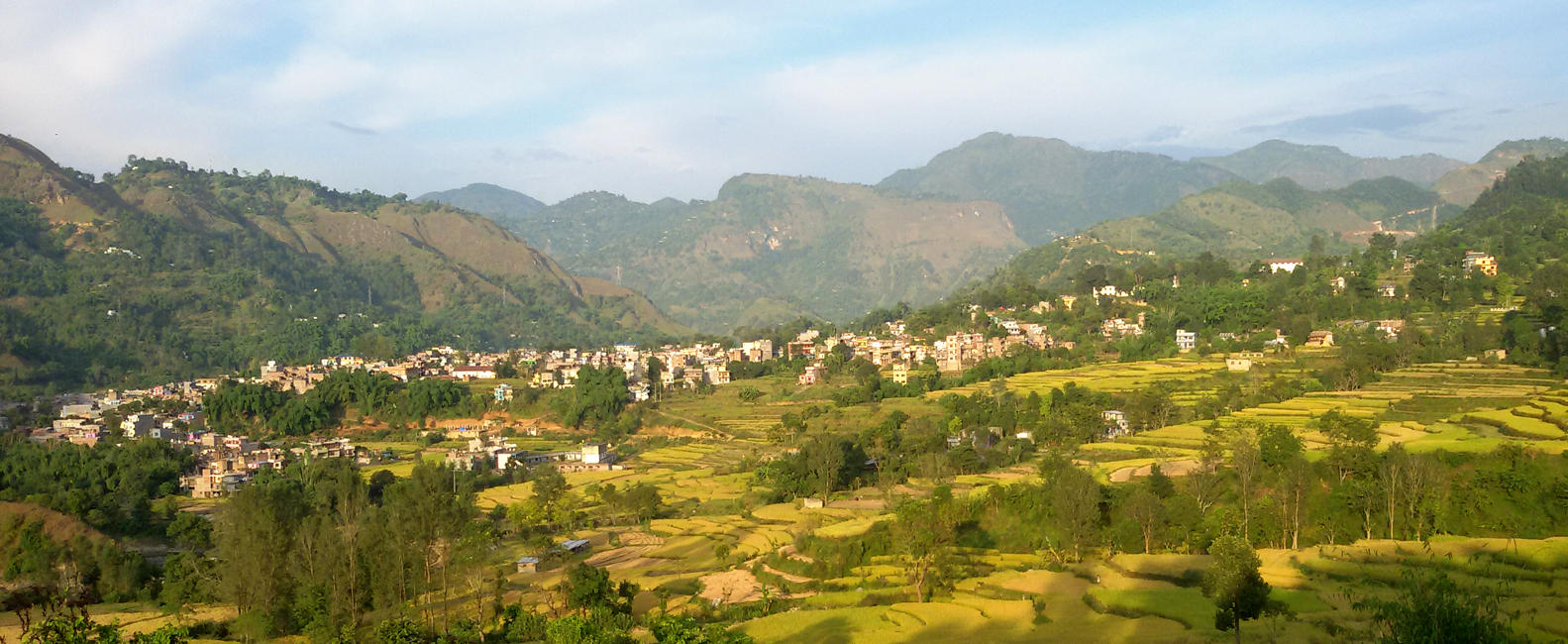 Trek around Kathmandu Valley