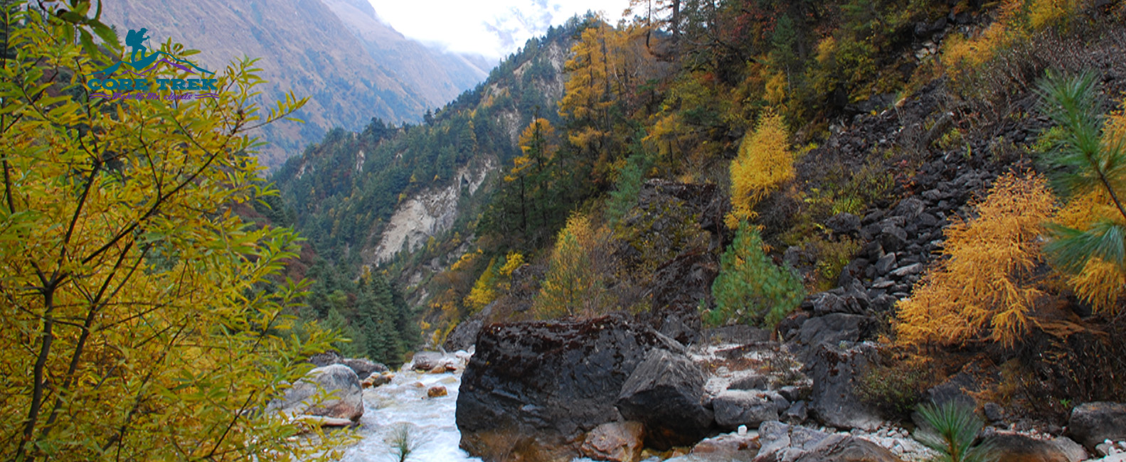 Tsum Valley Trekking In Nepal